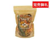 九州アスリート食品の九州産ベジタブルチップスTake-V